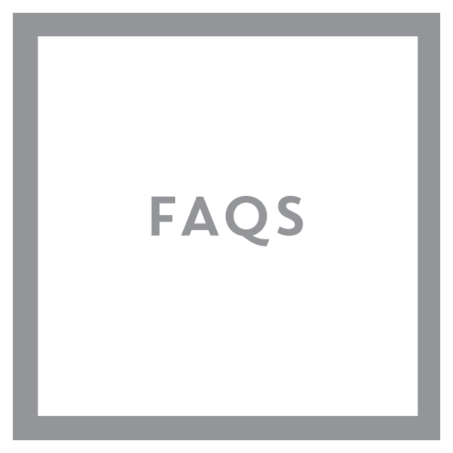 click to be brought to frequently asked questions page