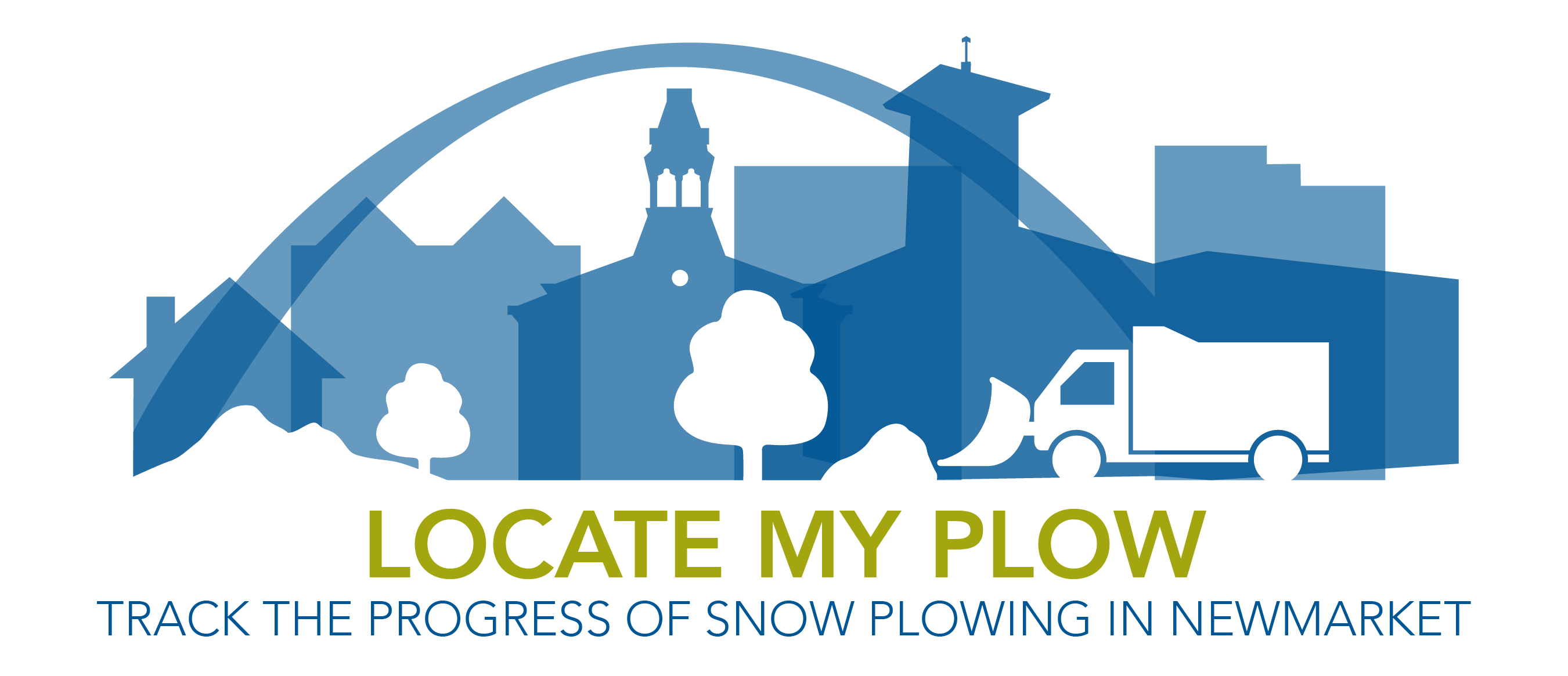 Locate my Plow: Track the Progress of Snow plowing in Newmarket