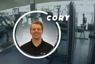 image of trainer cory