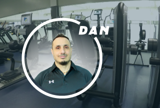 image of trainer dan
