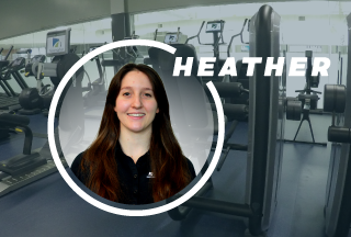 image of trainer heather