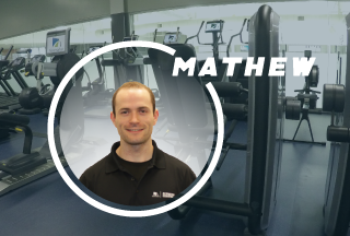 image of trainer mathew