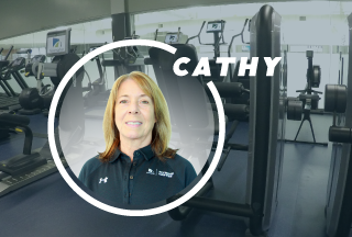 image of trainer cathy