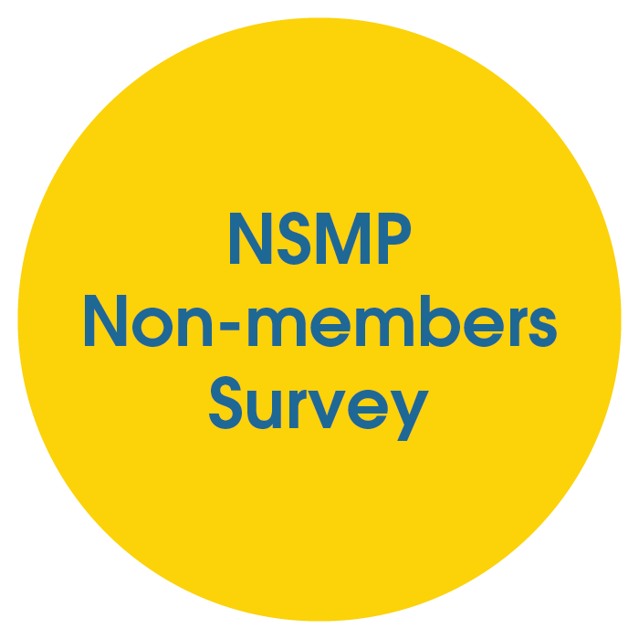 NSMP Non-members Survey