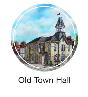 click this button to go to the old town hall