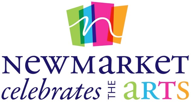 Image that reads Newmarket Celebrates the Arts