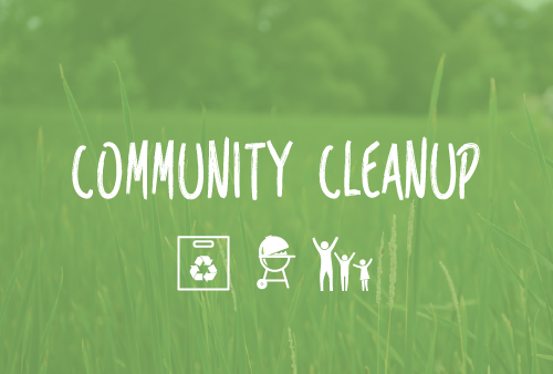 holland river & community clean up