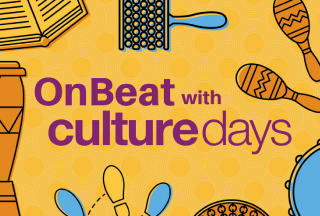 OnBeat with Culture days Button