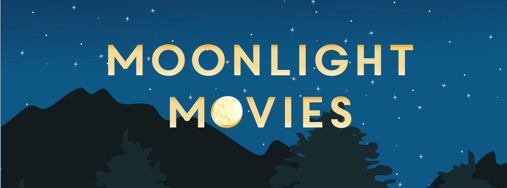 text image that reads moonlight movies