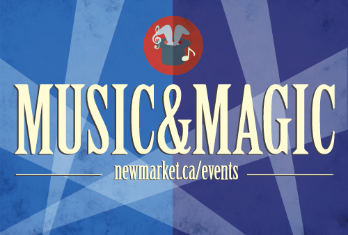 Music and Magic Button