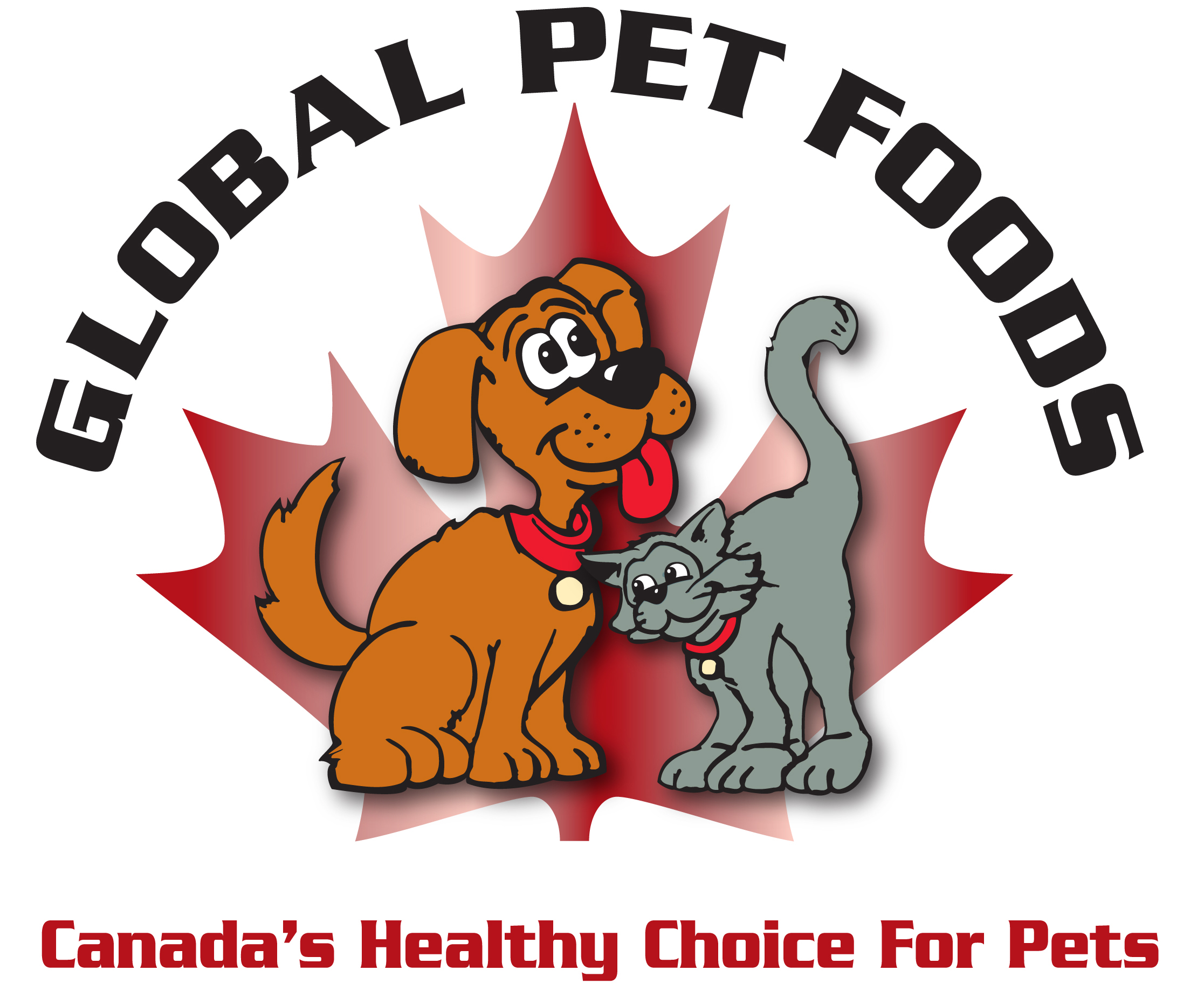 Global Pet Foods Button