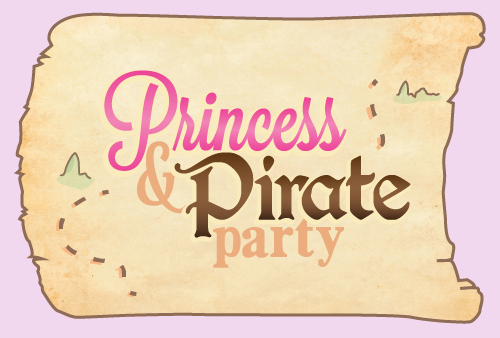 princess & pirate party