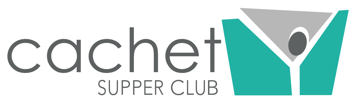 Cachet Supper Club logo.png