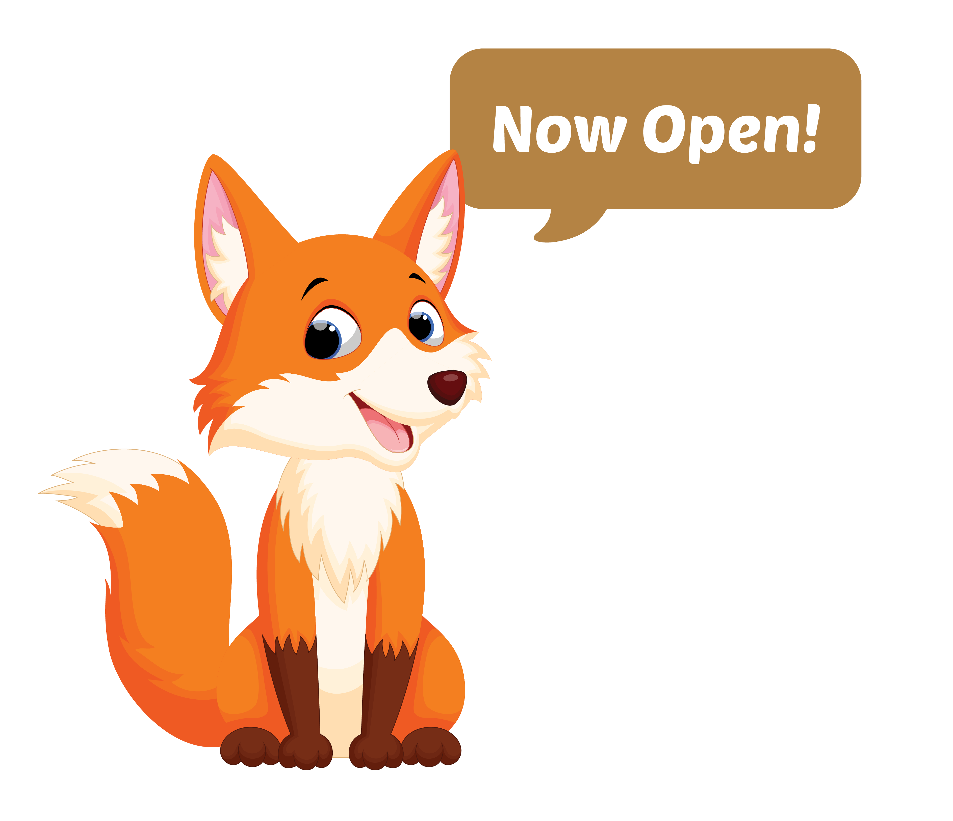 Fox sayings the Kids Play Parks is Now Open