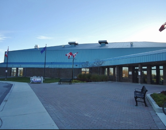 link redirects to a 3-d virtual tour of the ray twinney recreation complex