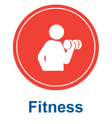 Fitness Schedules Button