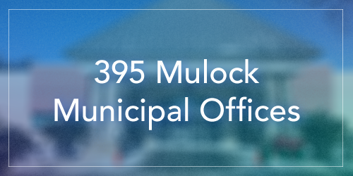 image link that opens the 395 mulock municipal offices page
