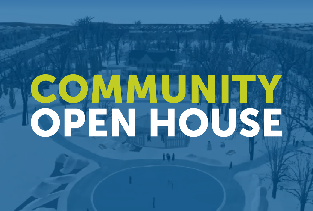 You're invited to our Community Open House on Feb 27, 2018