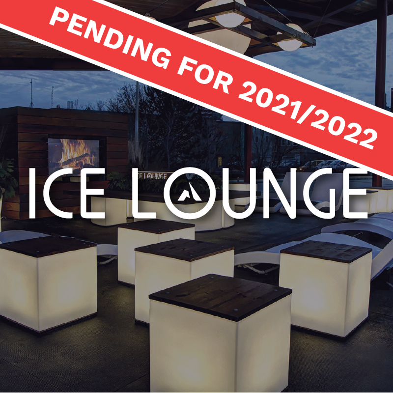 ice lounge button