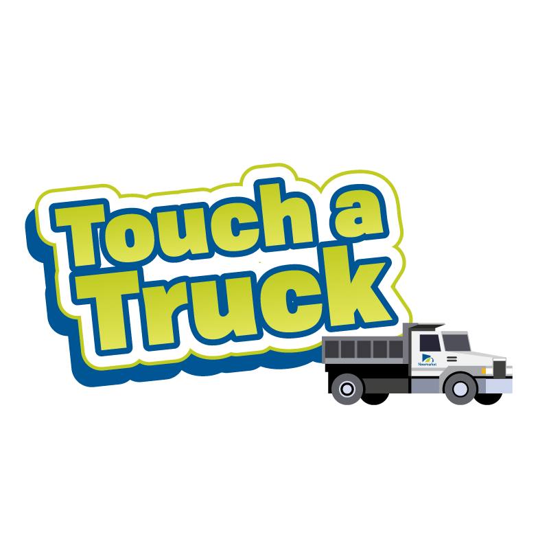 Touch a Truck Button