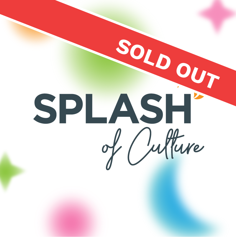 Splash of Culture button