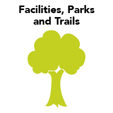 Facilities, parks and trails